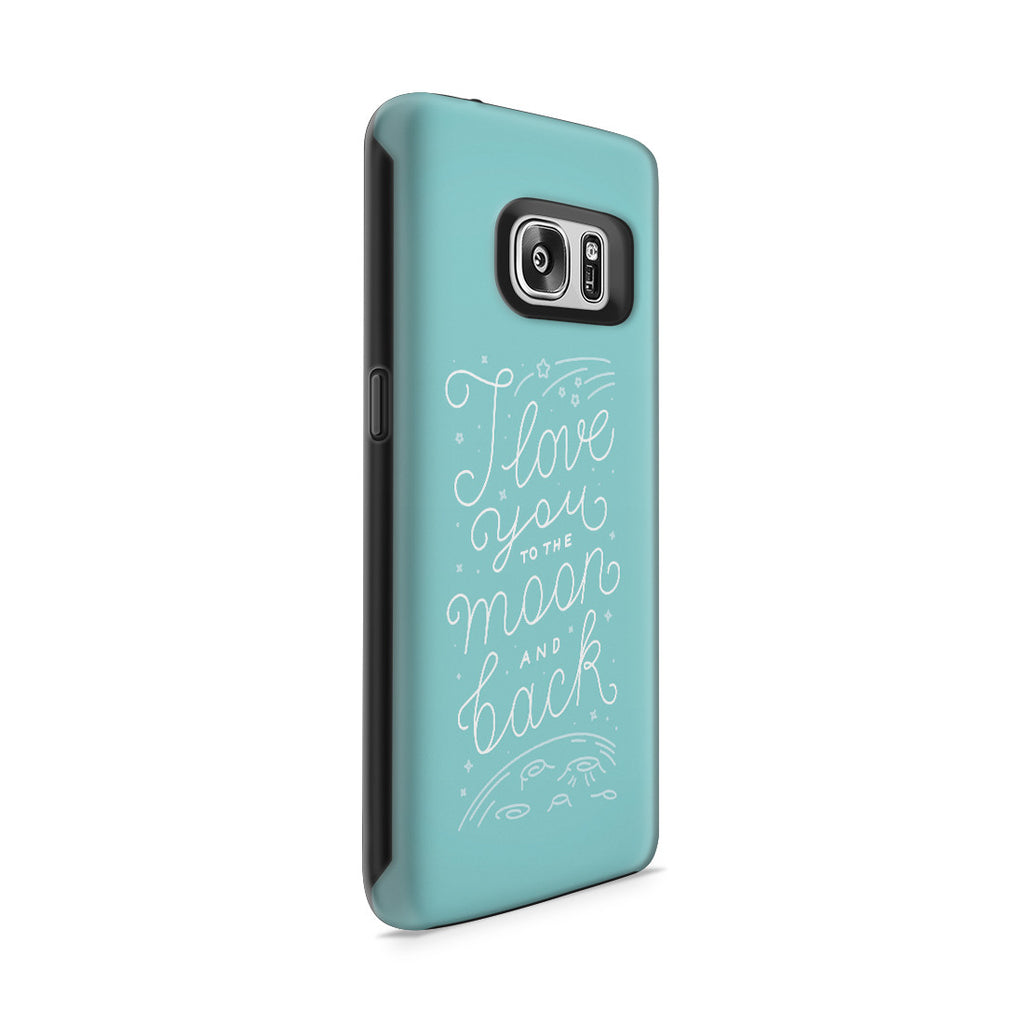 Galaxy S7 Adventure Case - Love Knows No Bounds