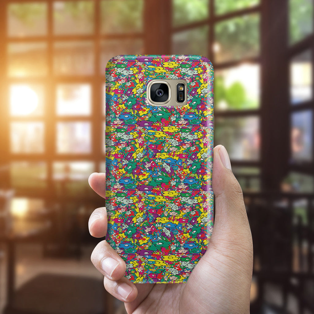 Galaxy S7 Edge Case - Garden of Eden