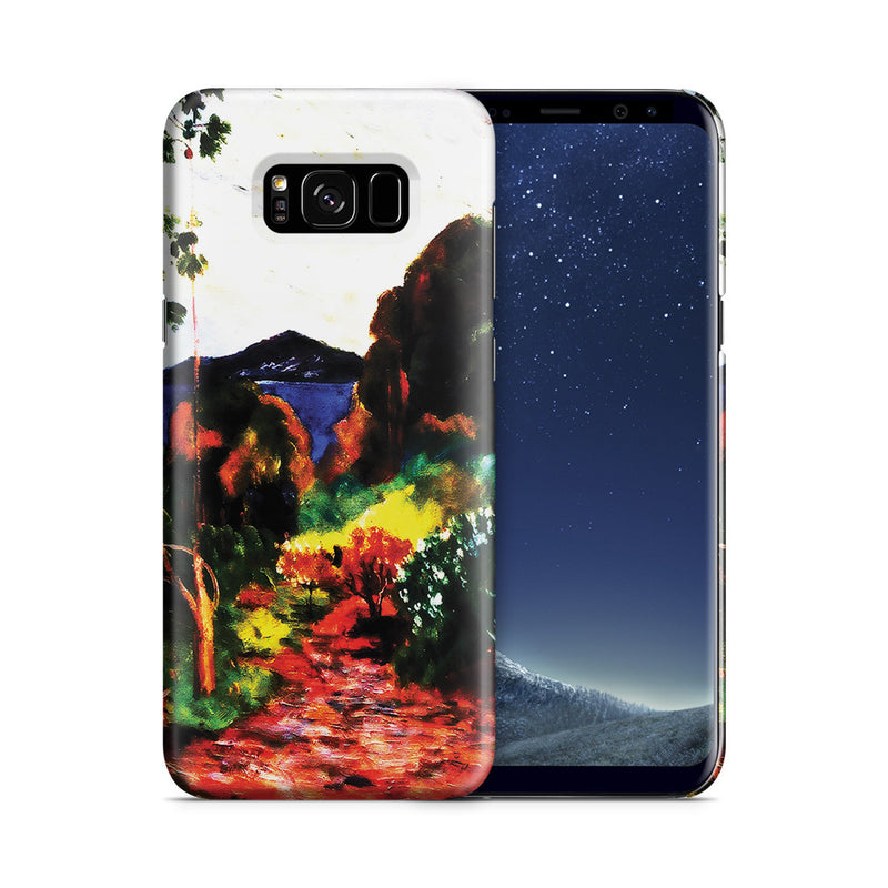 Galaxy S8 Plus Case - Martinique Lanscape, 1887 by Paul Gauguin