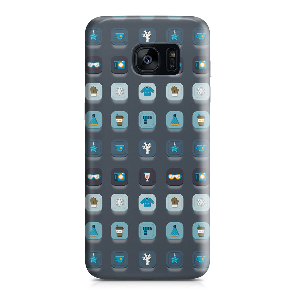 Galaxy S7 Edge Case - Winter Wonderland