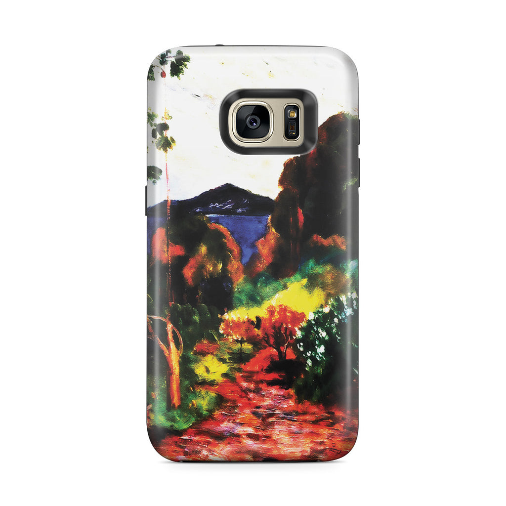 Galaxy S7 Edge Adventure Case - Martinique Lanscape, 1887 by Paul Gauguin