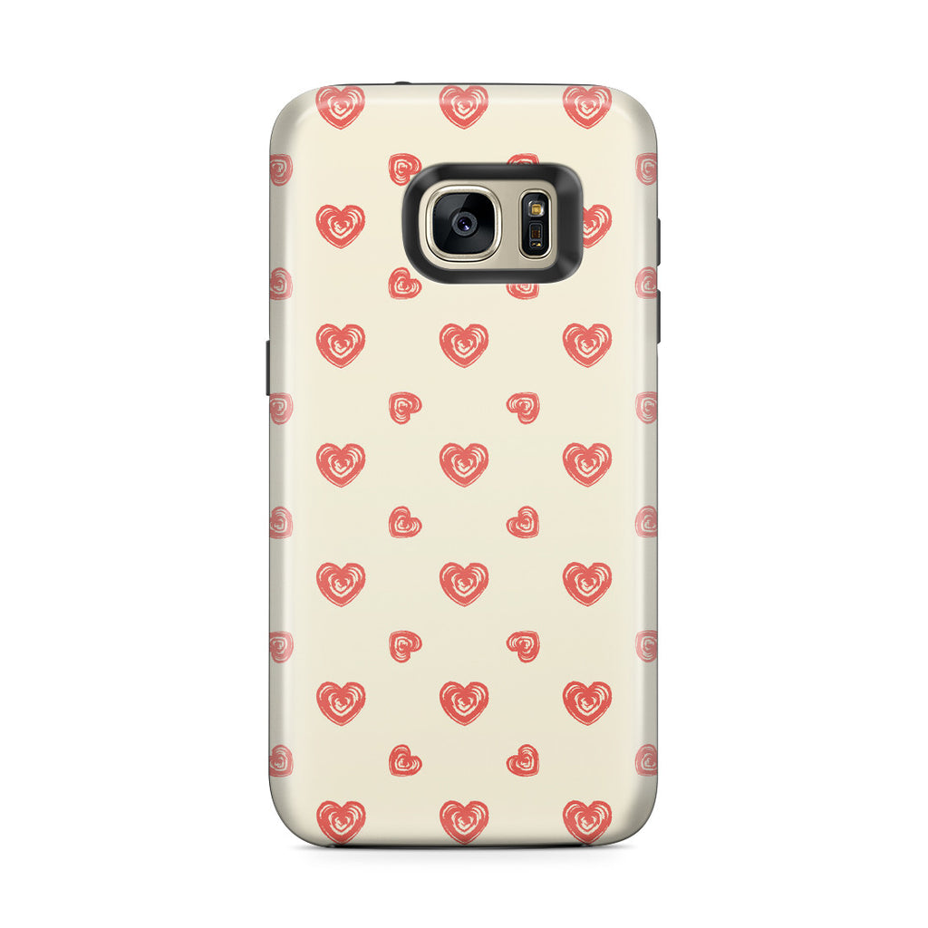 Galaxy S7 Edge Adventure Case - Forever in My Heart