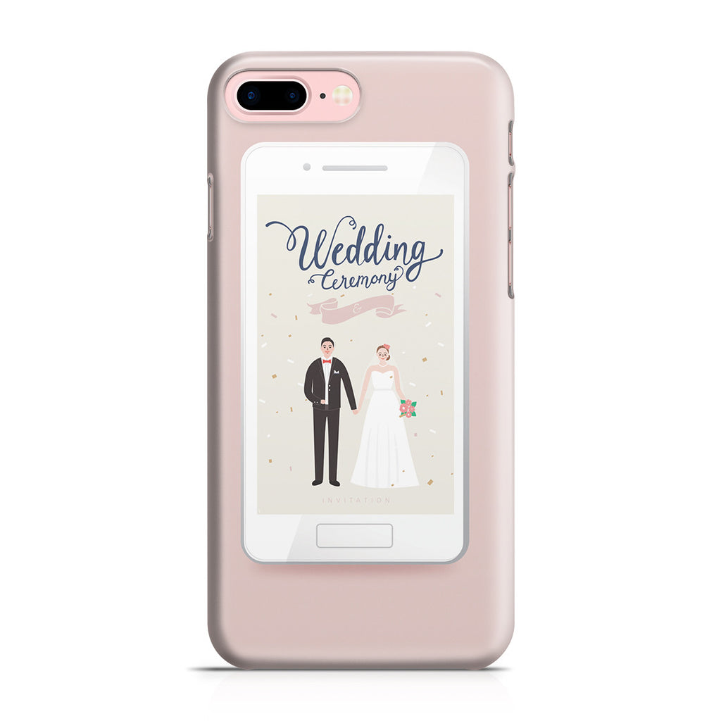 iPhone 7 Plus Case - Join Us on This Special Occasion