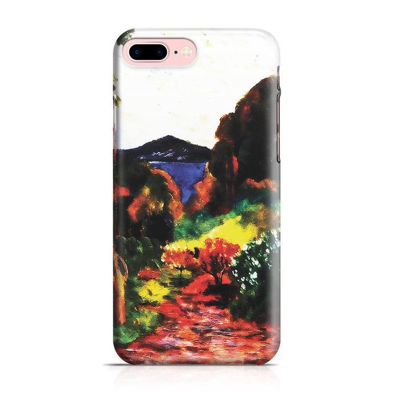 iPhone 7 Plus Case - Martinique Lanscape, 1887 by Paul Gauguin