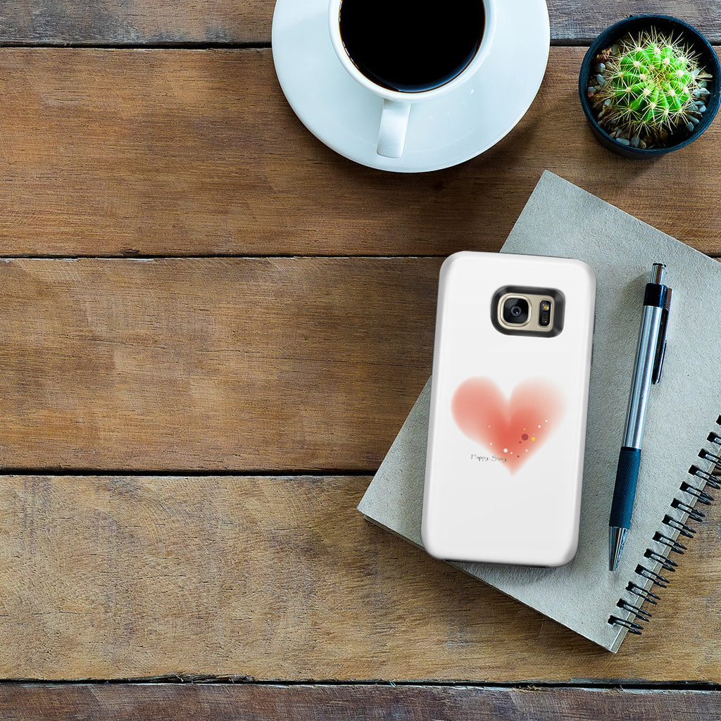 Galaxy S7 Edge Adventure Case - Love Story