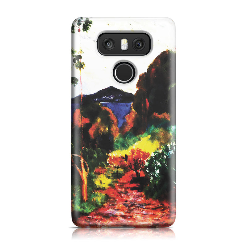 LG G6 Case - Martinique Lanscape, 1887 by Paul Gauguin