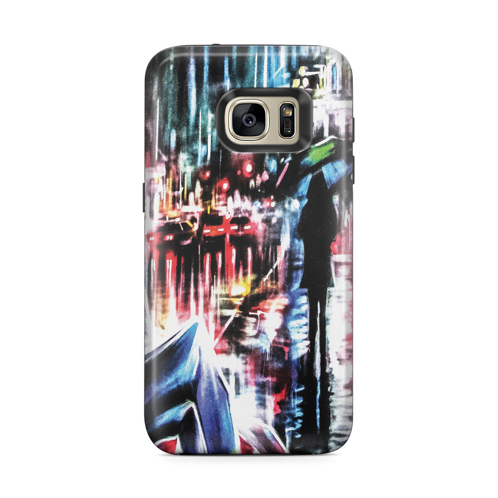 Galaxy S7 Edge Adventure Case - Rainy Night