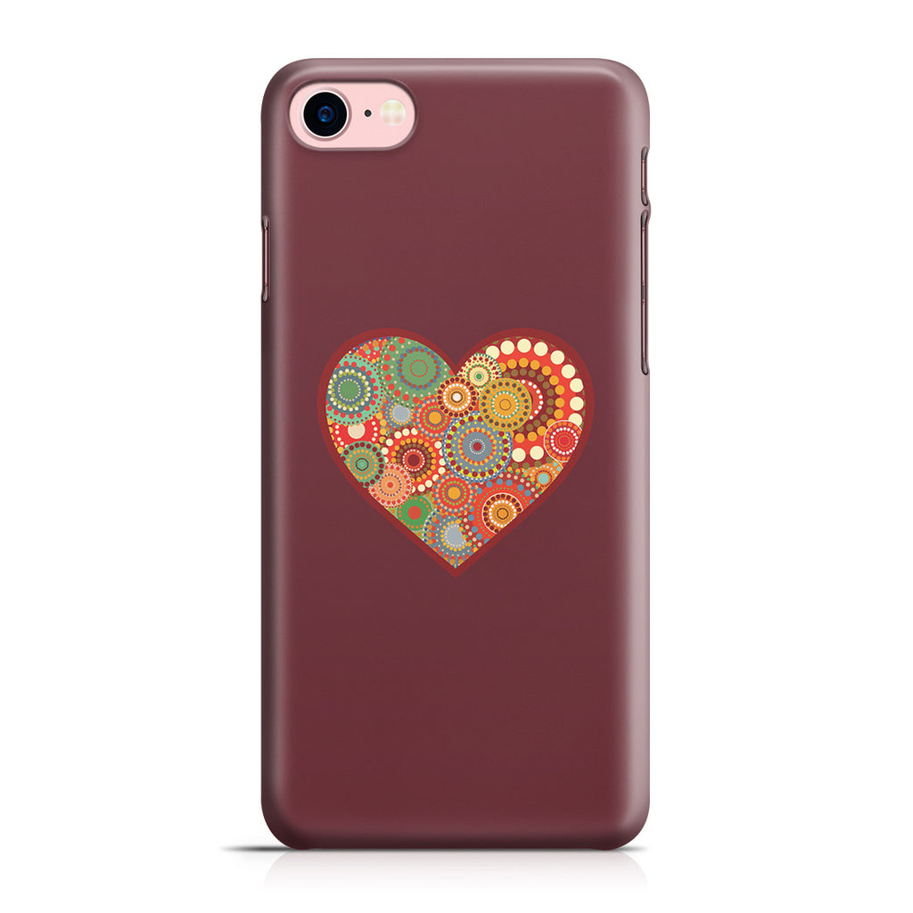 iPhone 7 Case - Psychedelic Love