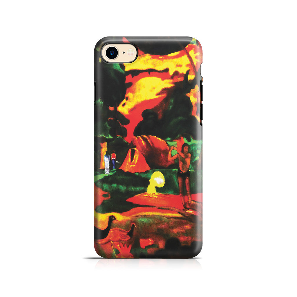 iPhone 6 | 6s Adventure Case - Matamoe (Death), Landscape with Peacokcs, 1892 by Paul Gauguin
