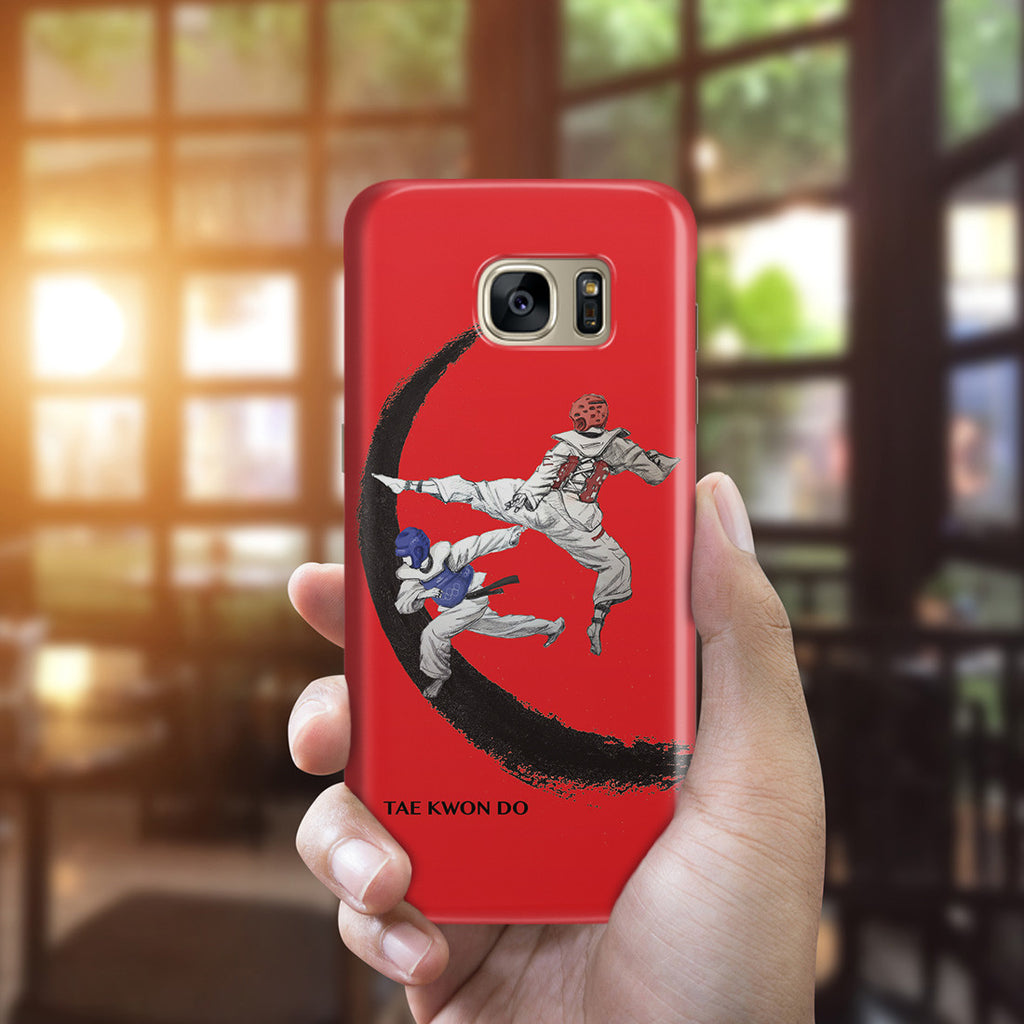 Galaxy S7 Edge Case - TKD