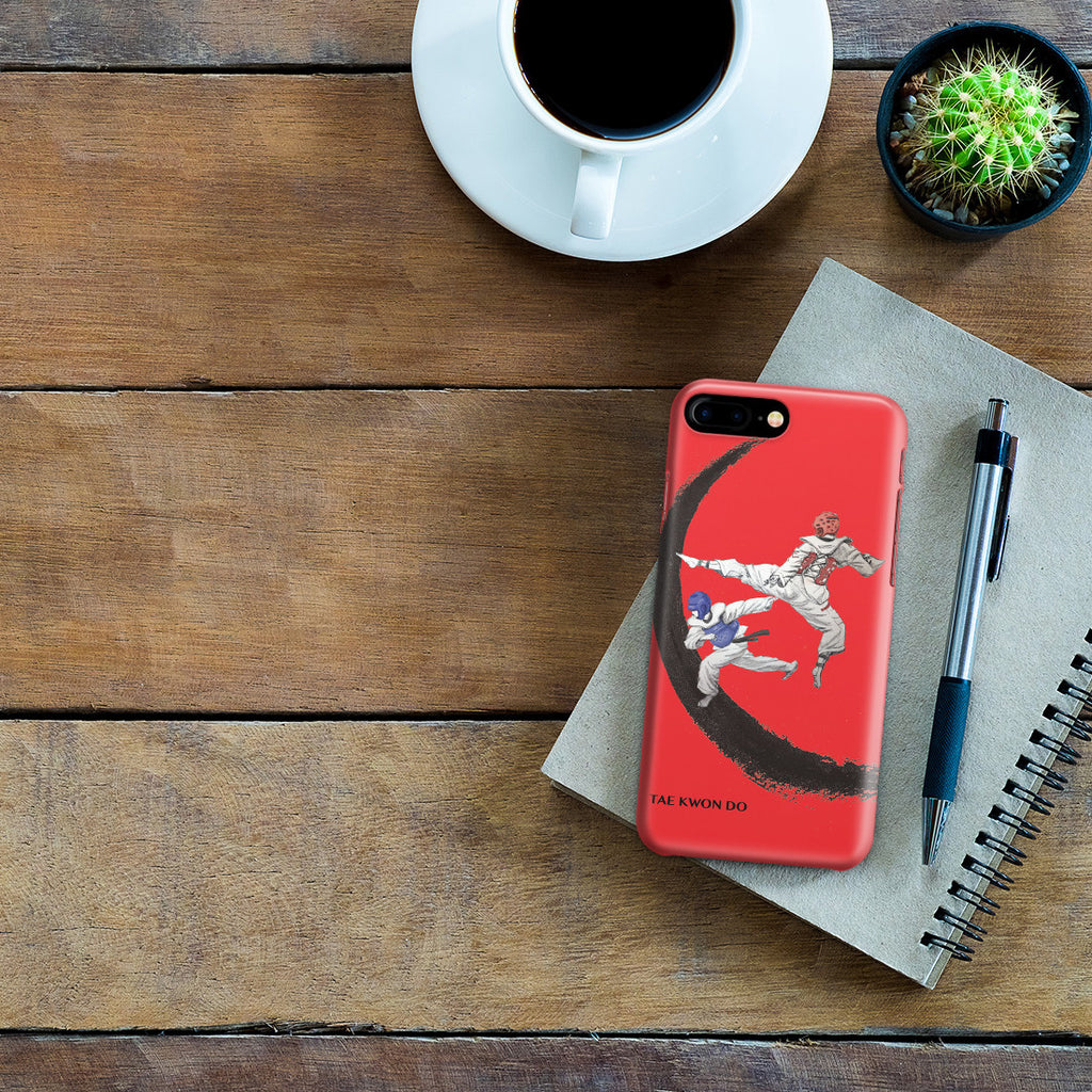 iPhone 7 Plus Case - TKD