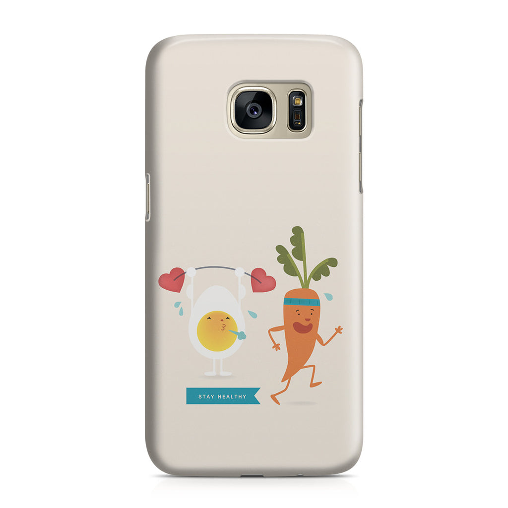 Galaxy S7 Case - Love Yourself