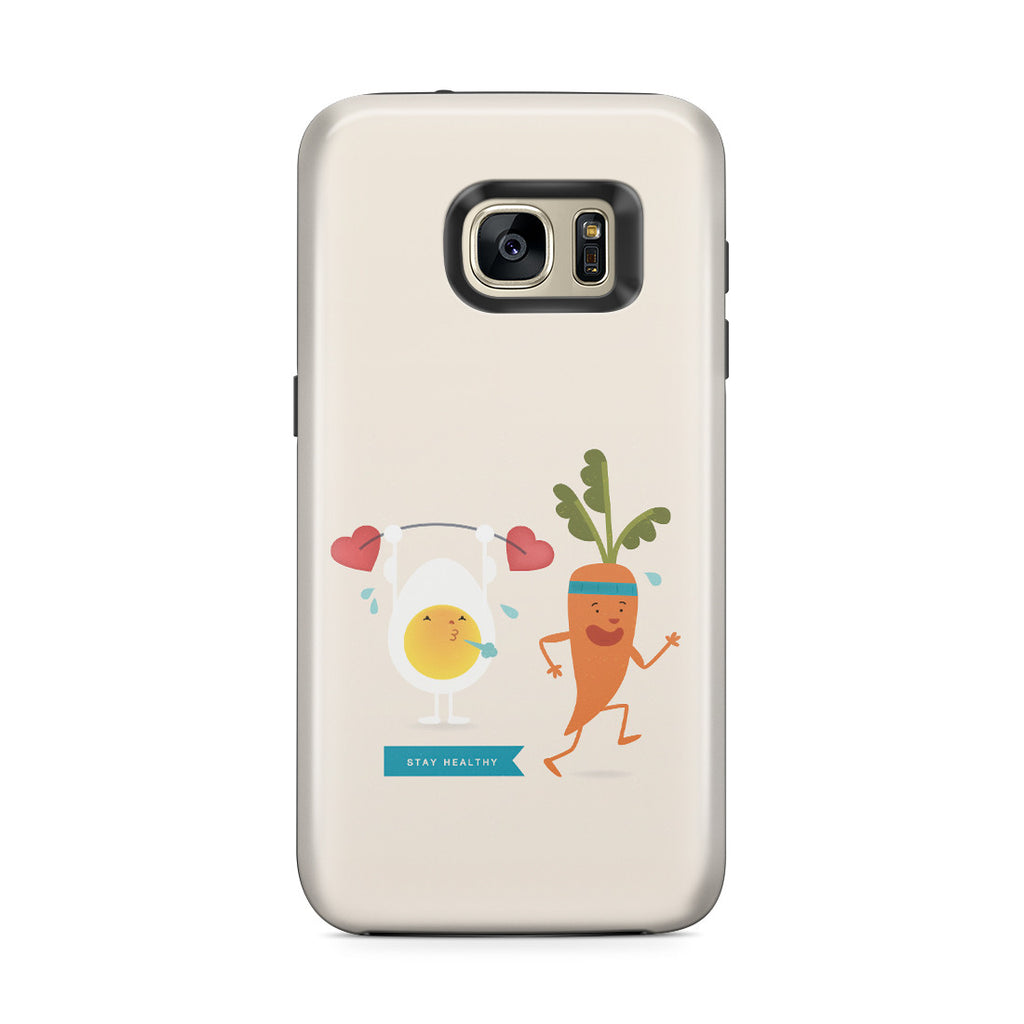 Galaxy S7 Edge Adventure Case - Love Yourself