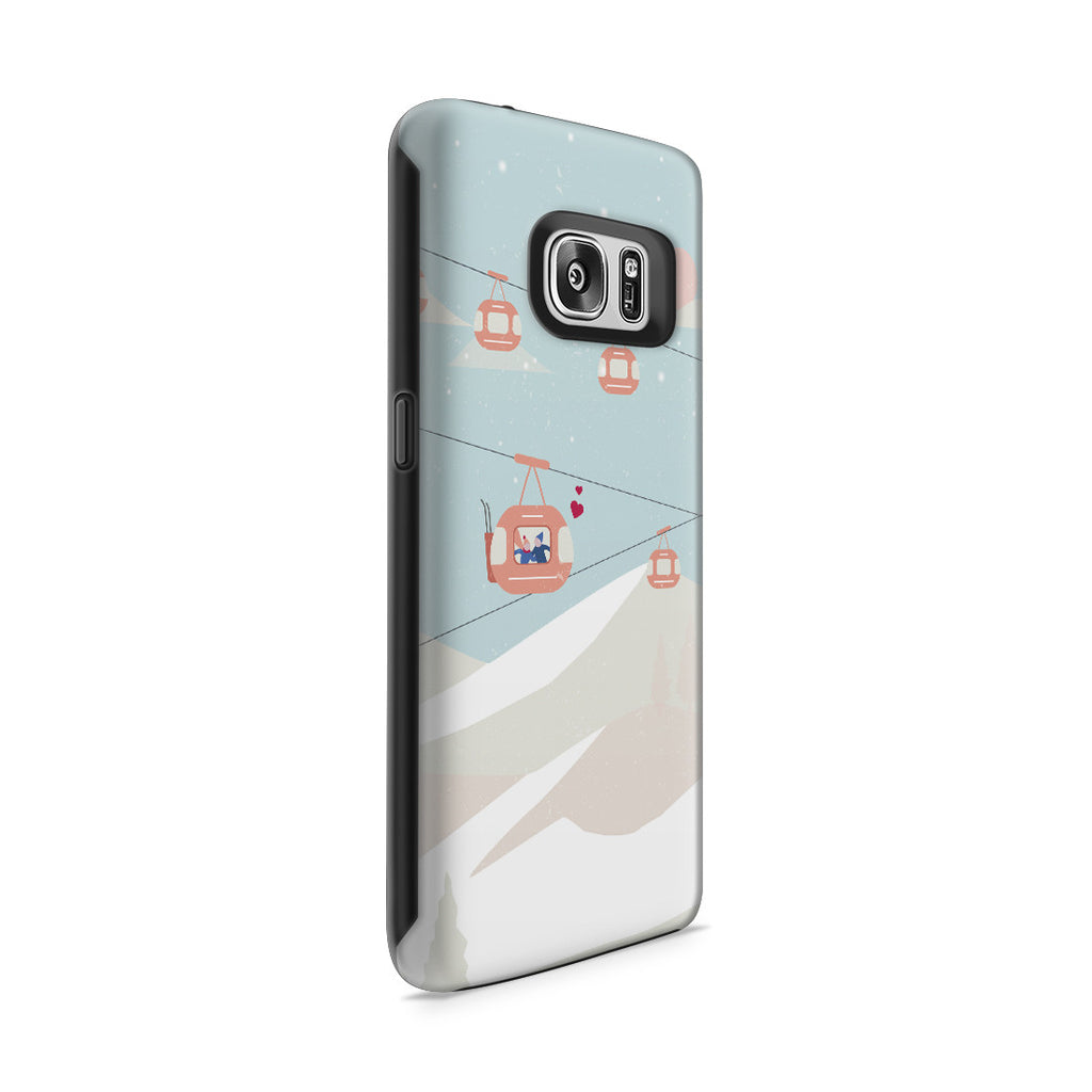 Galaxy S7 Adventure Case - The Most Beautiful View Is One Shared