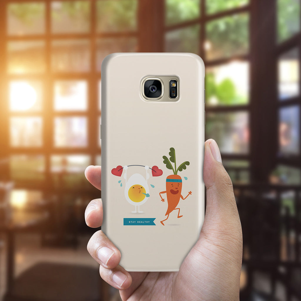 Galaxy S7 Edge Case - Love Yourself