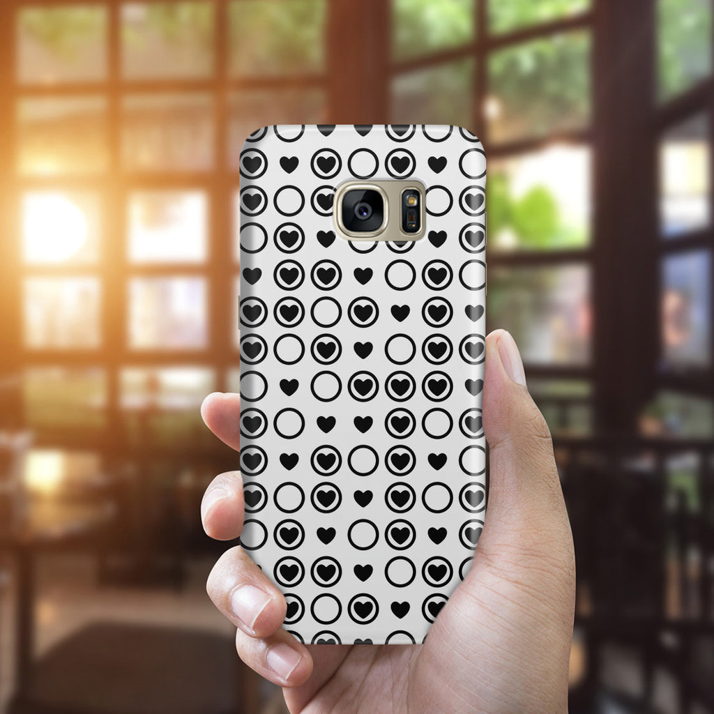 Galaxy S7 Edge Case - Love is Blind