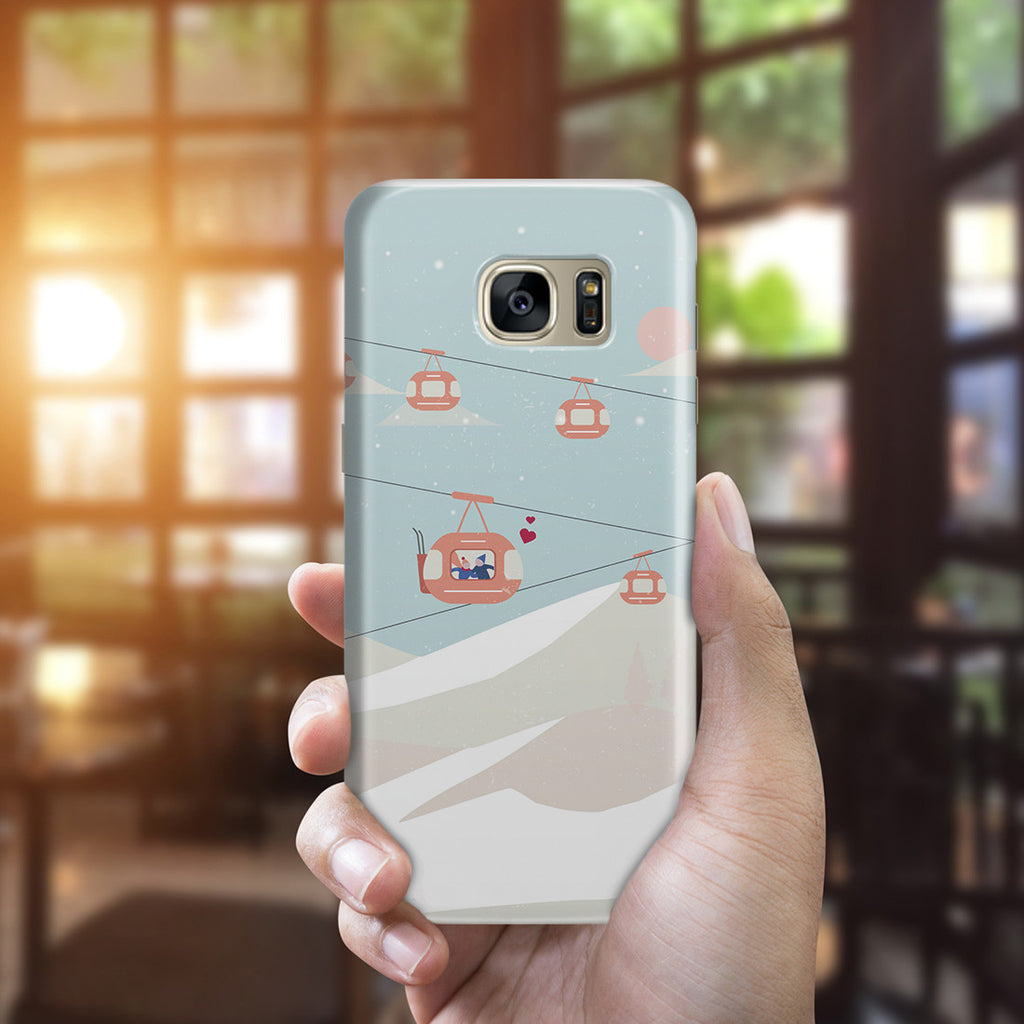 Galaxy S7 Edge Case - The Most Beautiful View Is One Shared