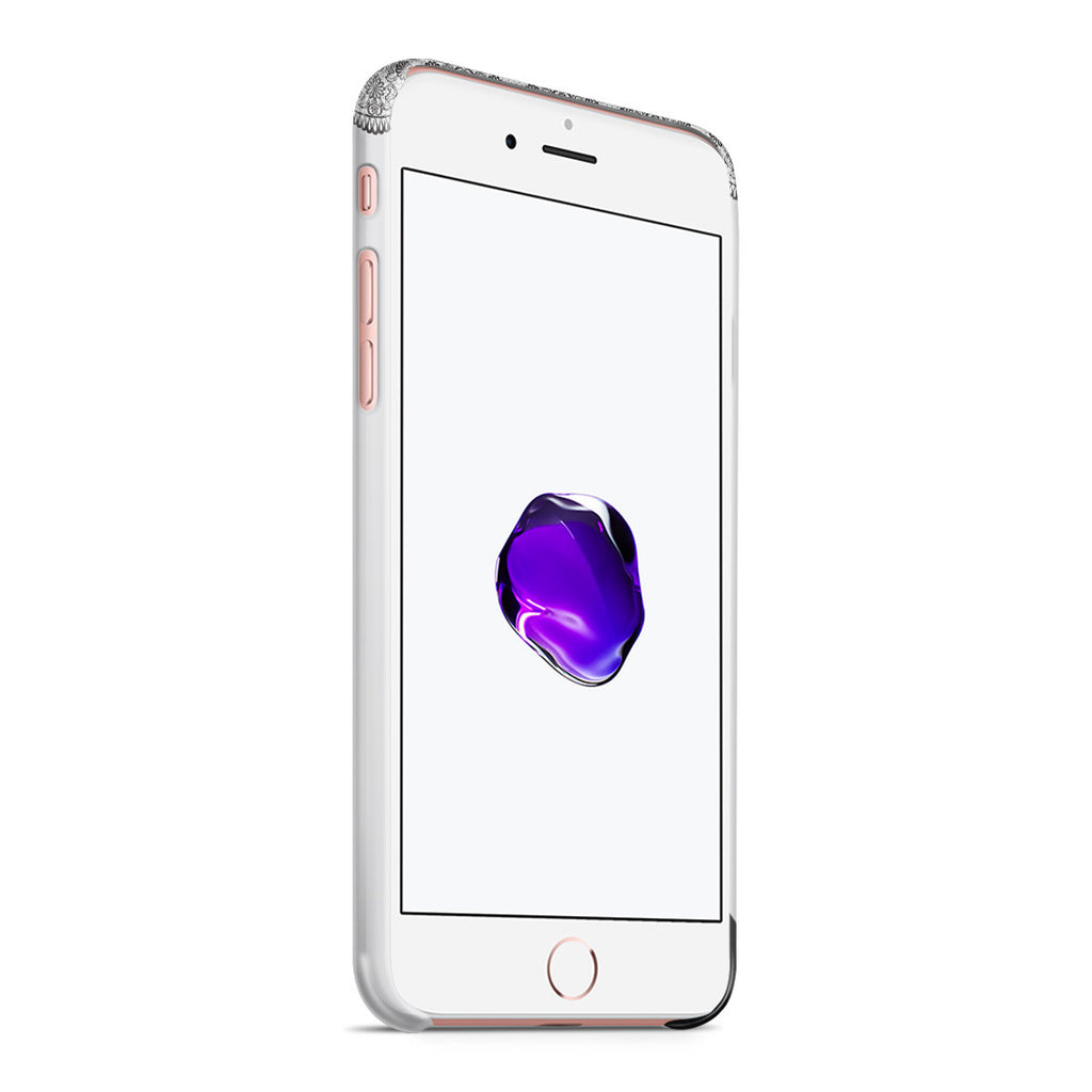 iPhone 6 | 6s Plus Case - Silver Silhouette