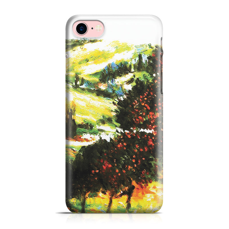 iPhone 6 | 6s Plus Case - Apple Trees In Bloom at Vetheuil 1887 by Claude Monet