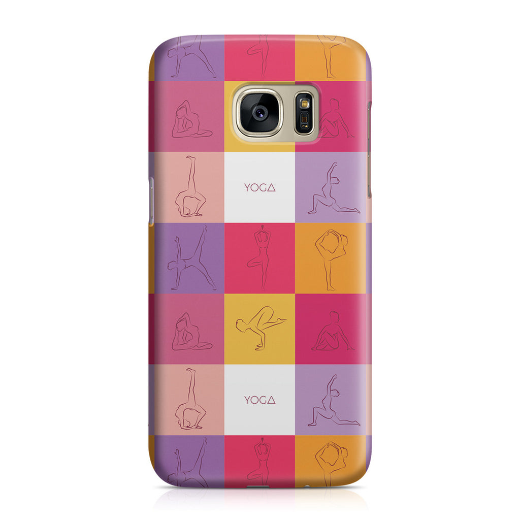 Galaxy S7 Case - Yoga