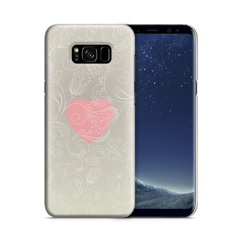 Galaxy S8 Plus Case - Secret Garden