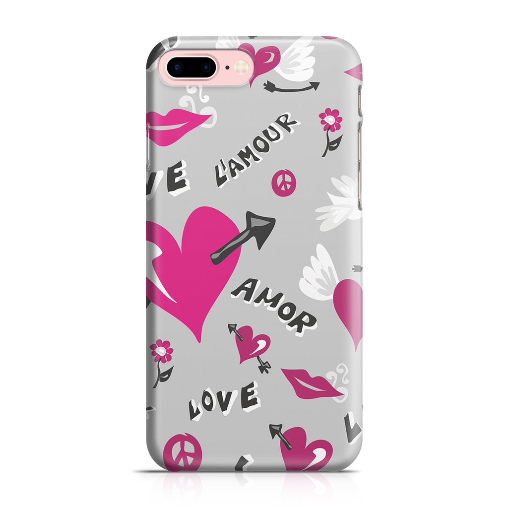 iPhone 7 Plus Case - Love is Universal