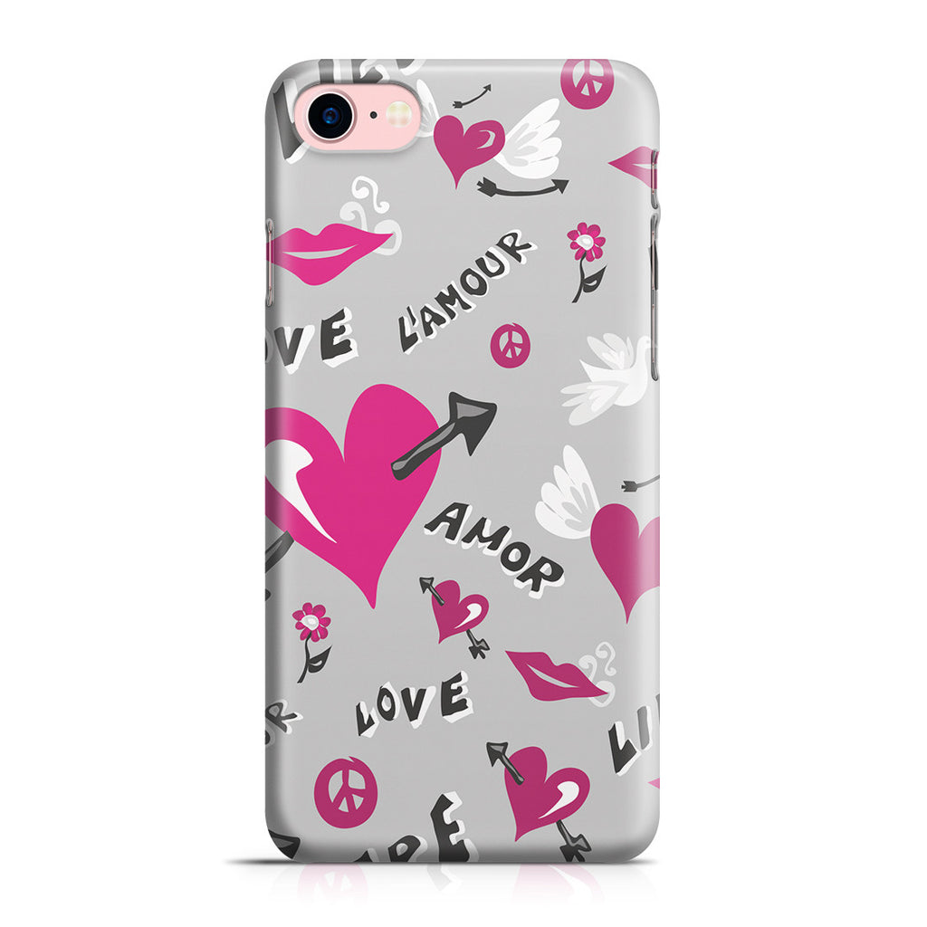 iPhone 7 Case - Love is Universal