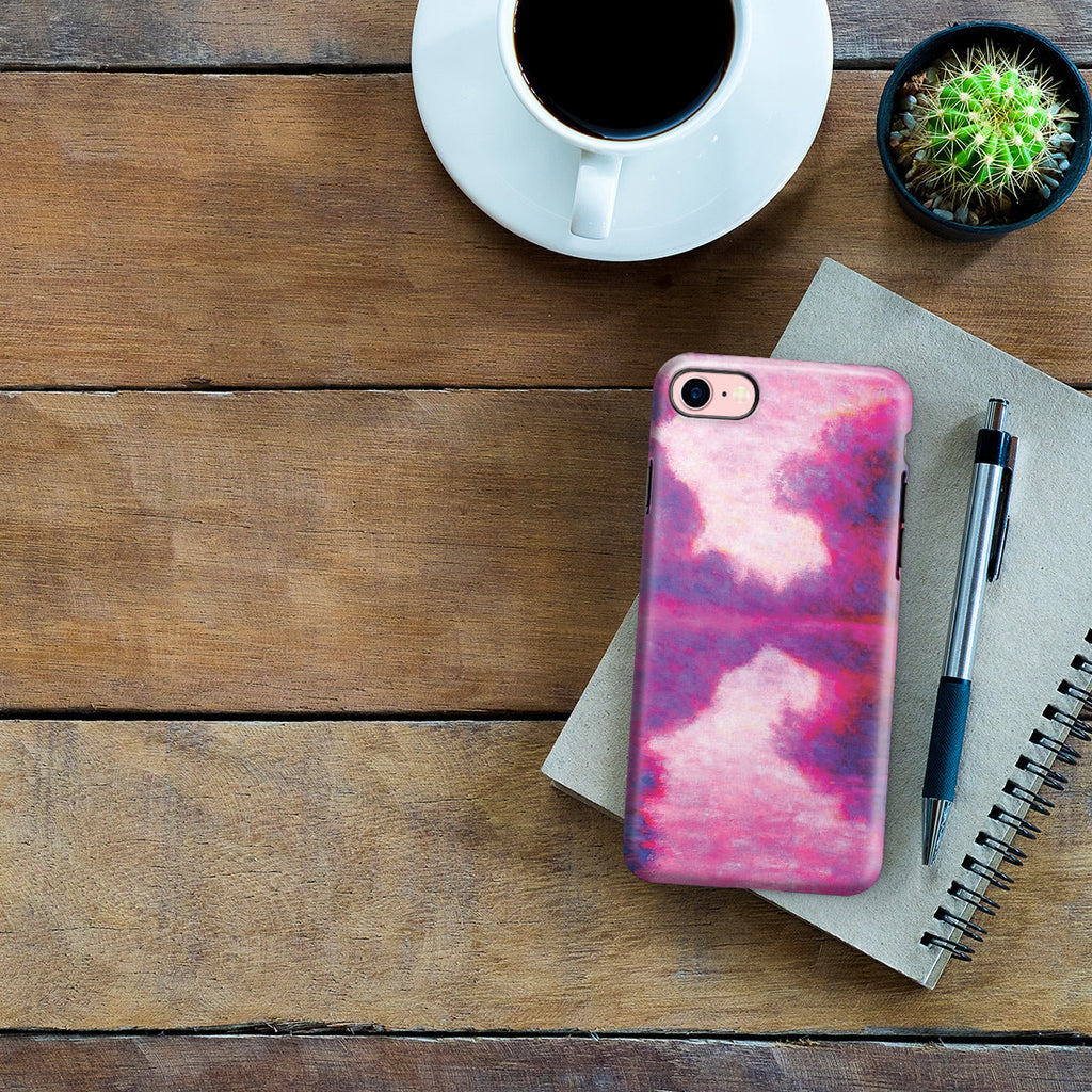 iPhone 6 | 6s Plus Adventure Case - Misty Morning on the Seine by Claude Monet