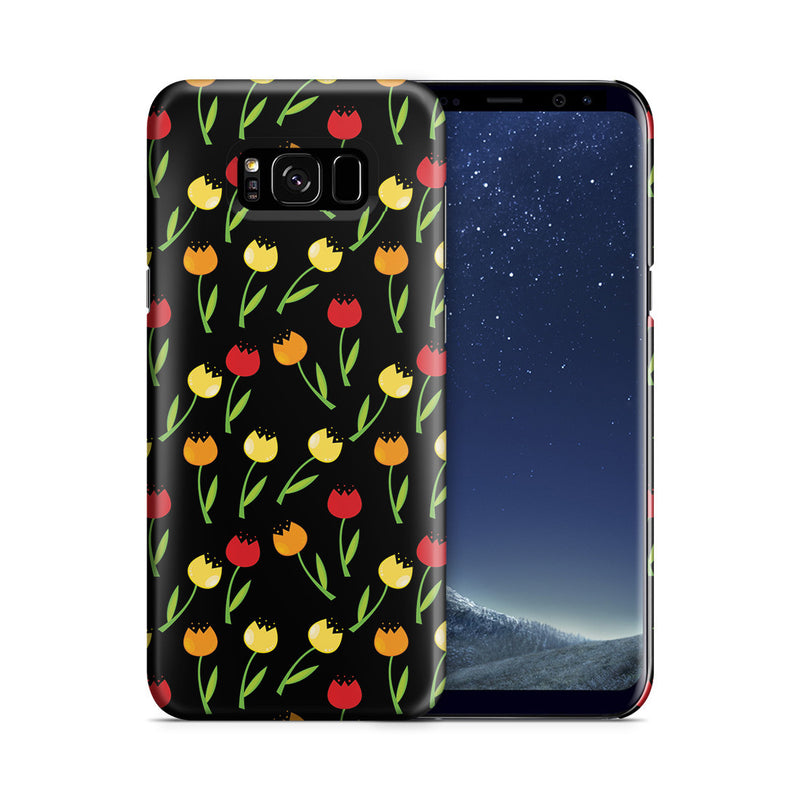 Galaxy S8 Plus Case - Tulip