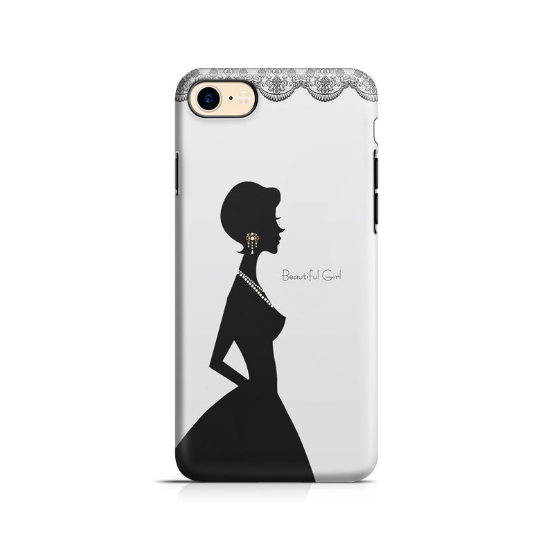 iPhone 6 | 6s Plus Adventure Case - Silver Silhouette