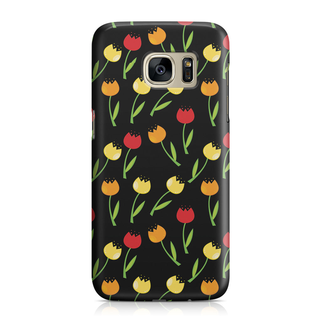 Galaxy S7 Case - Tulip