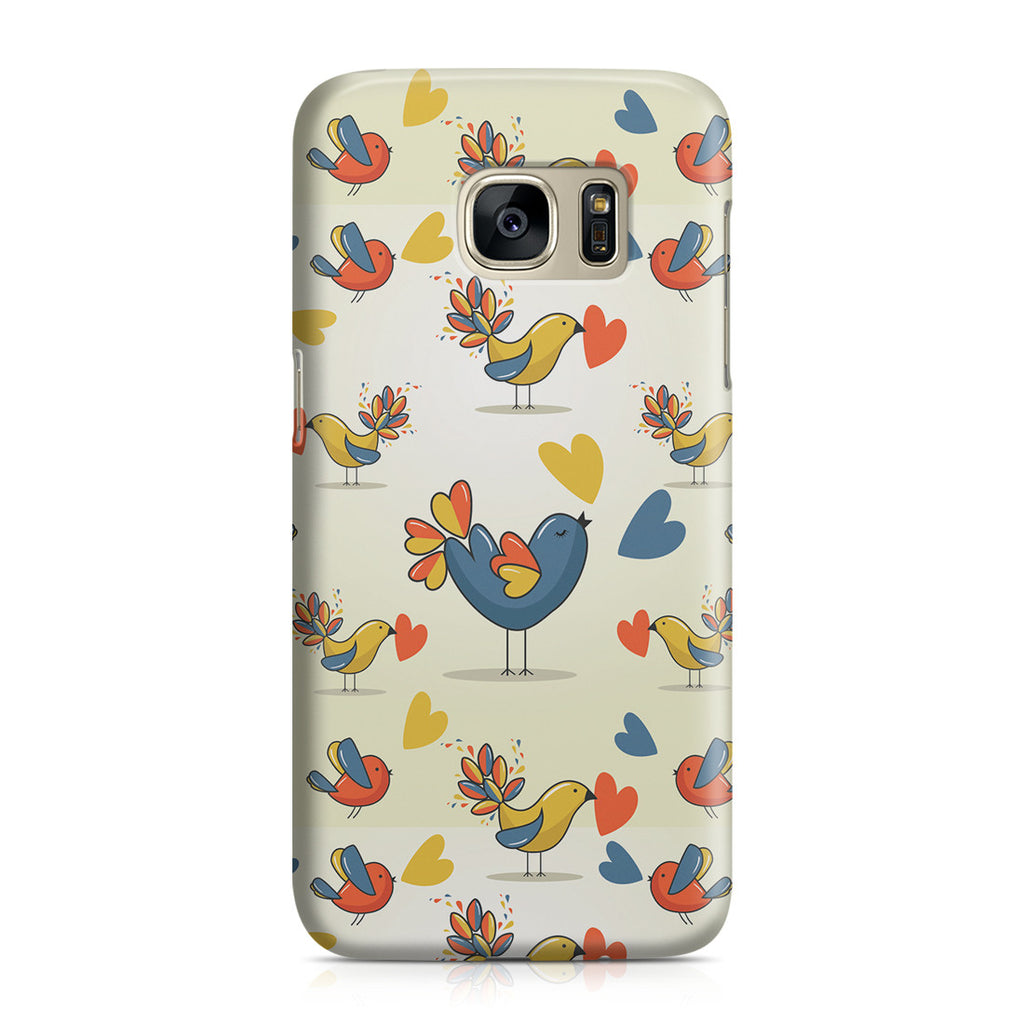 Galaxy S7 Case - Birds of a Feather Flock Together