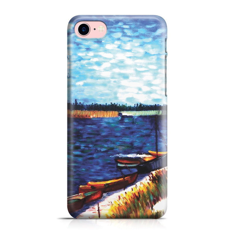 iPhone 6 | 6s Plus Case - Moored Boats by Vincent Van Gogh