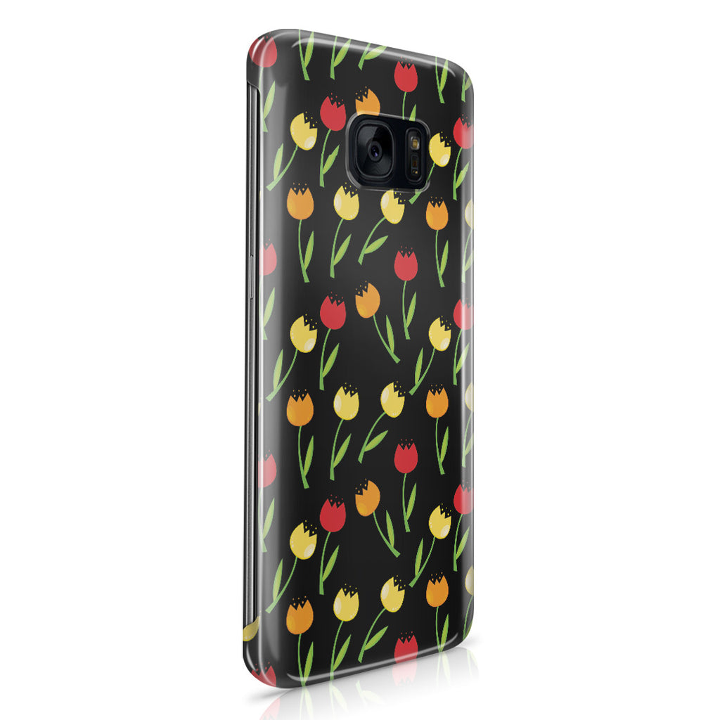 Galaxy S7 Edge Case - Tulip