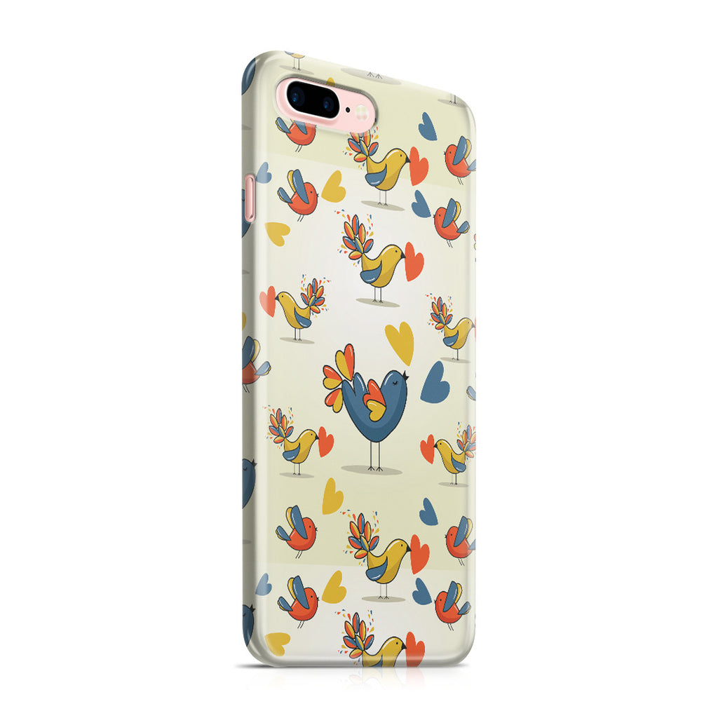 iPhone 7 Plus Case - Birds of a Feather Flock Together