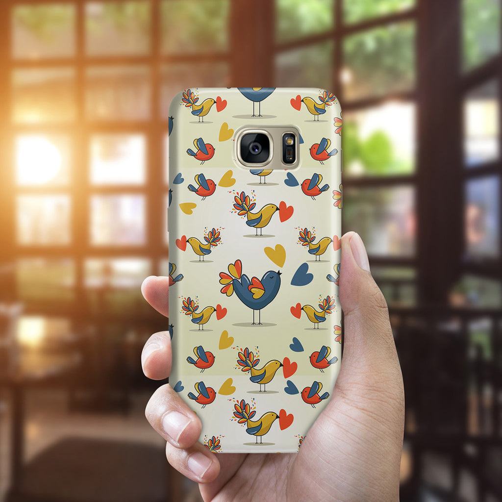 Galaxy S7 Edge Case - Birds of a Feather Flock Together