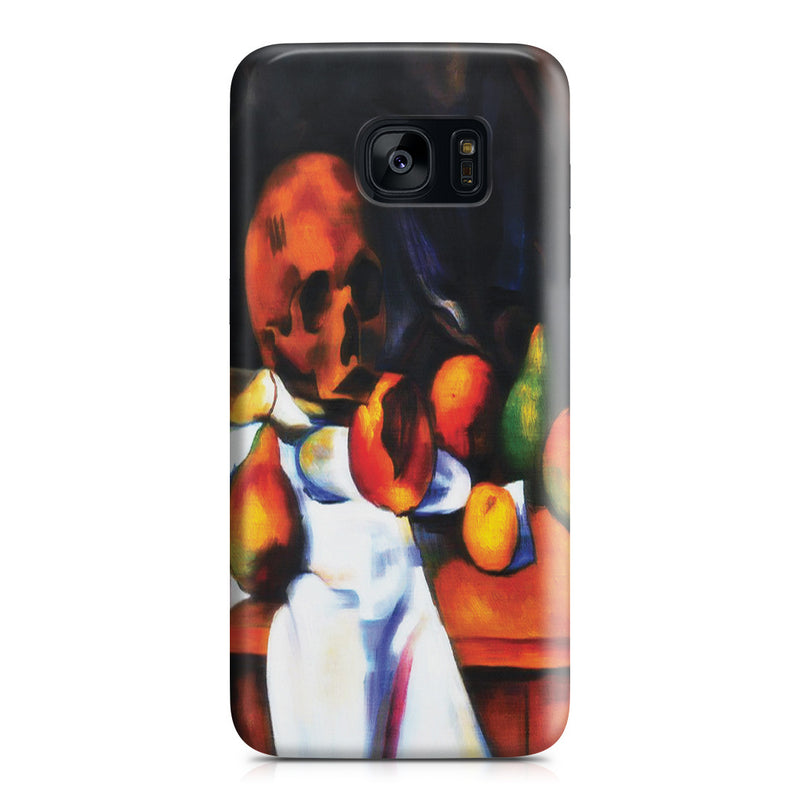 Galaxy S7 Edge Case - Nature Morte au Crane By Paul Cezanne