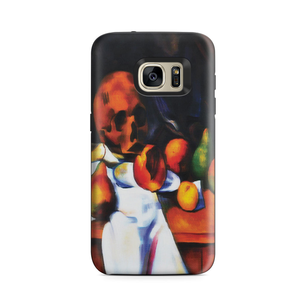 Galaxy S7 Adventure Case - Nature Morte au Crane By Paul Cezanne