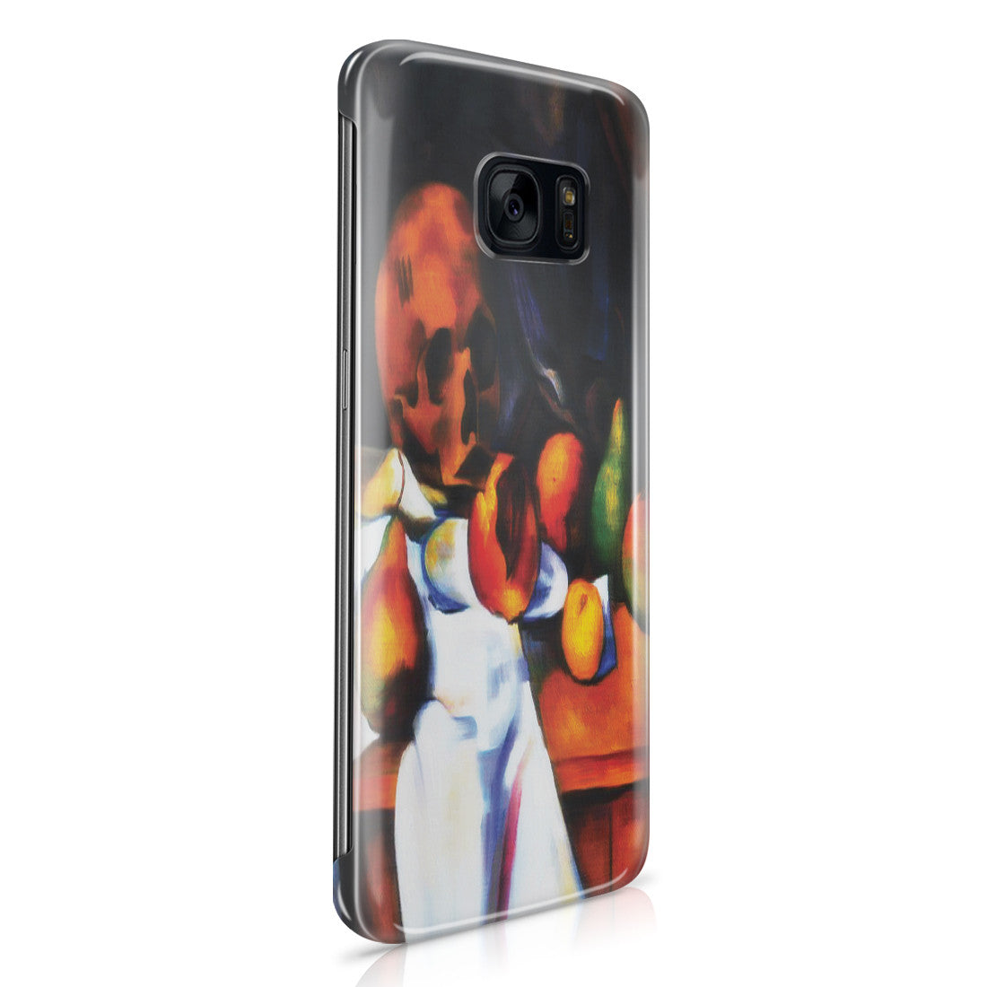 Galaxy S7 Edge Case - Nature Morte au Crane By Paul Cezanne ...