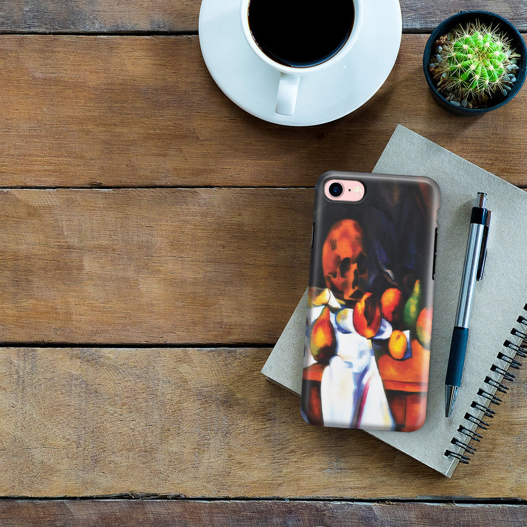 iPhone 6 | 6s Plus Adventure Case - Nature Morte au Crane By Paul Cezanne