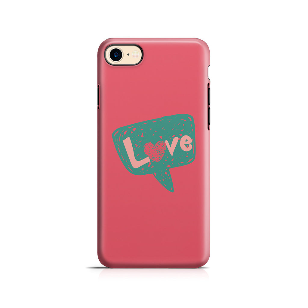 iPhone 7 Adventure Case - I Love You