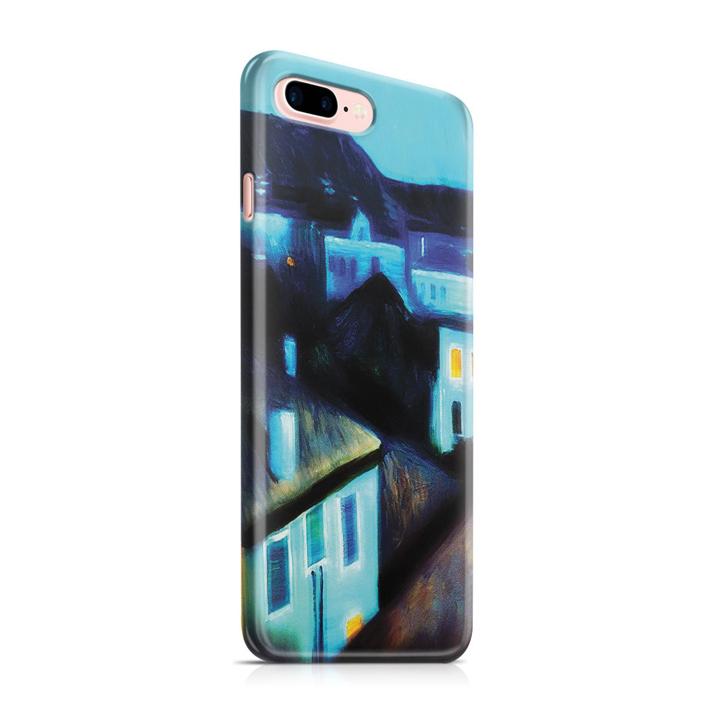 iPhone 7 Plus Case - Night in Nice by Edvard Munch