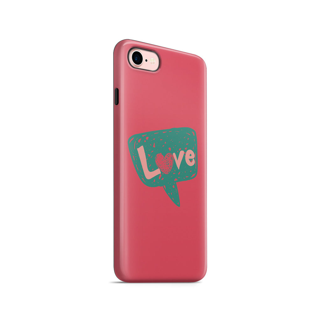 iPhone 6 | 6s Adventure Case - I Love You