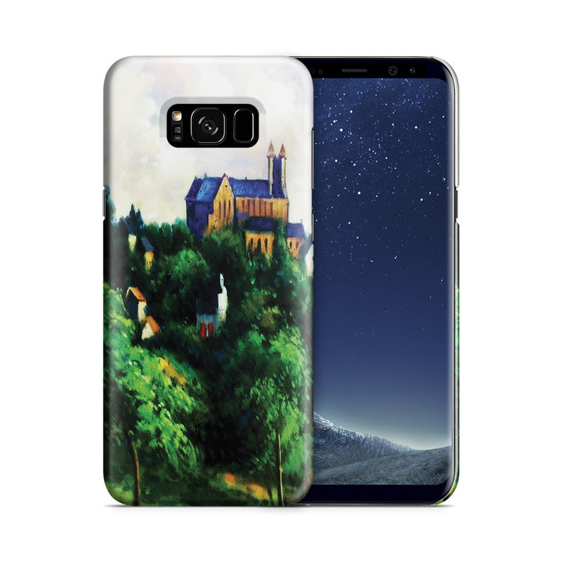 Galaxy S8 Plus Case - Notre Dame des Agnes, 1884 by Paul Gauguin