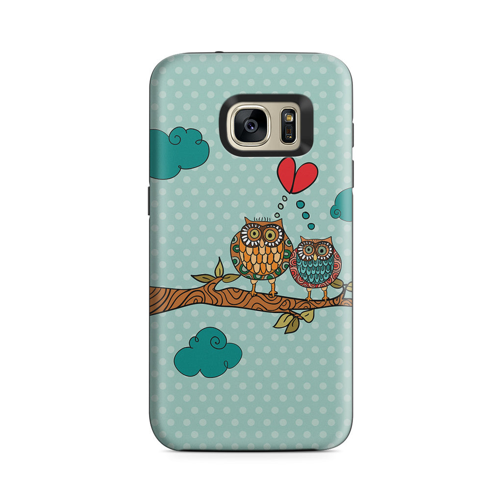 Galaxy S7 Adventure Case - Owl Always Love You