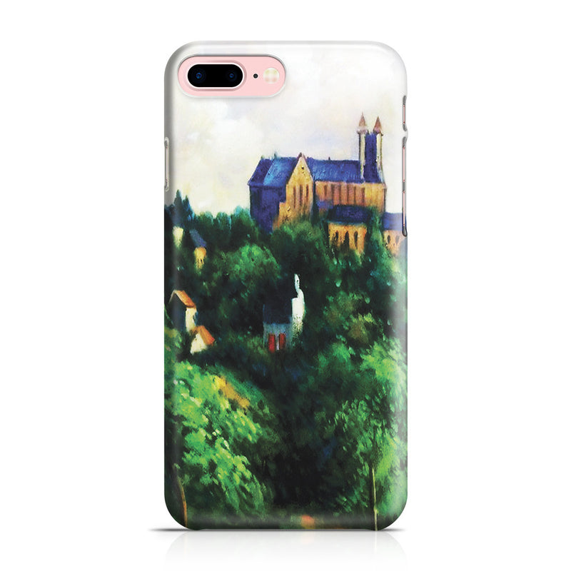 iPhone 7 Plus Case - Notre Dame des Agnes, 1884 by Paul Gauguin