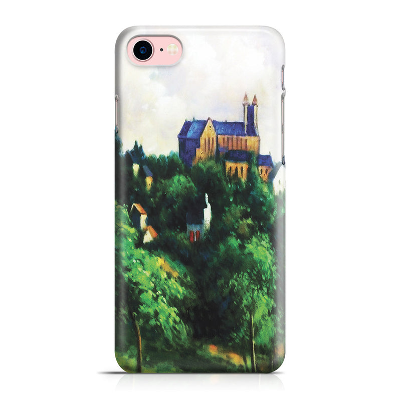 iPhone 7 Case - Notre Dame des Agnes, 1884 by Paul Gauguin