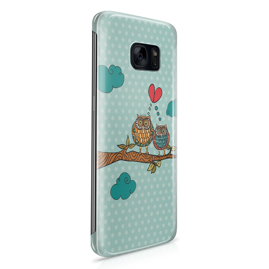 Galaxy S7 Edge Case - Owl Always Love You
