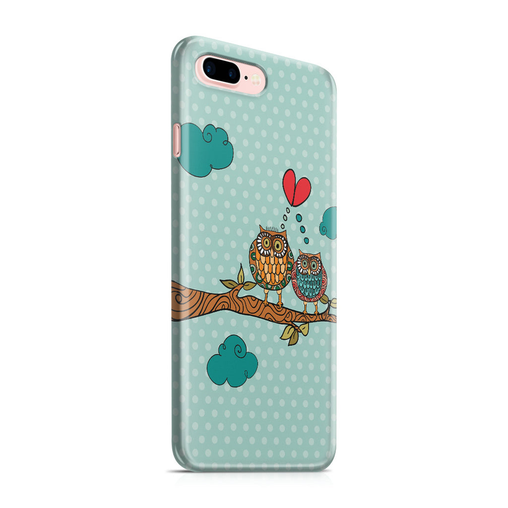 iPhone 7 Plus Case - Owl Always Love You