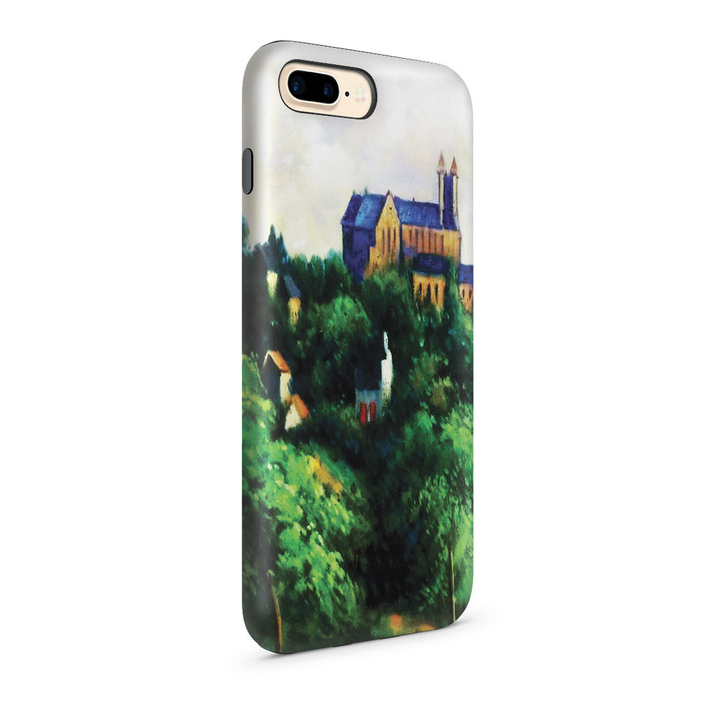 iPhone 7 Plus Adventure Case - Notre Dame des Agnes, 1884 by Paul Gauguin